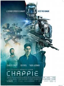 CHAPPIE - Affiche Ciné